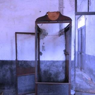 Confessional Skeleton