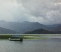 Lake Skadar, Albania